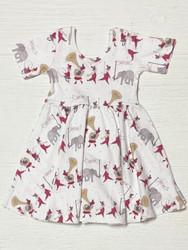 Nola Tawk Elephant ParadeTwirl Dress