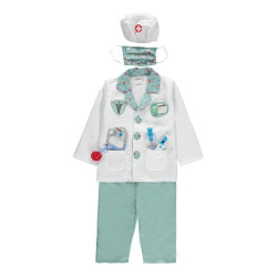 Creative Education Green Doctor with Accessories