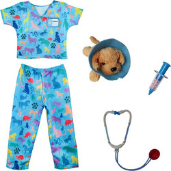 Creative Education Vet Kit with Accessories