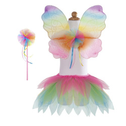 Creative Education Neon Skirt with Wings & Wand