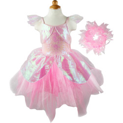 Creative Education Pink Fairy Dress with Halo