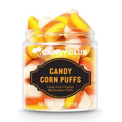 Candy Club Candy Corn Puffs