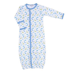 Magnolia Baby Little Dinosaurs Converter Gown