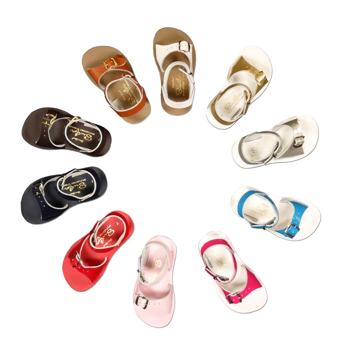 4a467738981a Sun San Surfer Sandals - Lily Pads Boutique