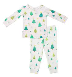 Angel Dear Christmas Tree Thermal Loungewear Set