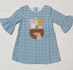 Natalie Grant Turkey Peasant Dress