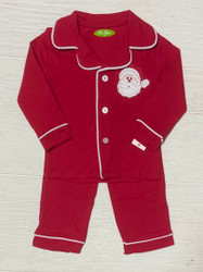 Be Mine Santa Applique Boys Loungewear