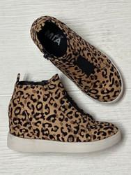 Mia Leopard Boot - Gracey