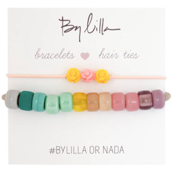 By Lilla Pastel Flowers