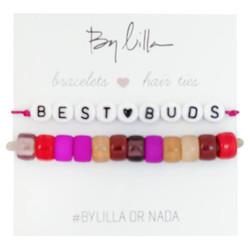 By Lilla Pink Best Buds
