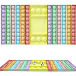 Pastel Pop It Gameboard