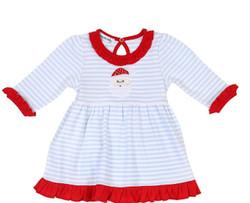 Magnolia Baby Santa Claus Toddler Dress