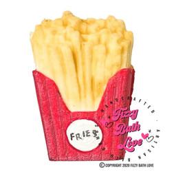 Fizzy Bath Love French Fries