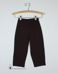 Lily Pads by Acvisa Chocolate Knit Pant
