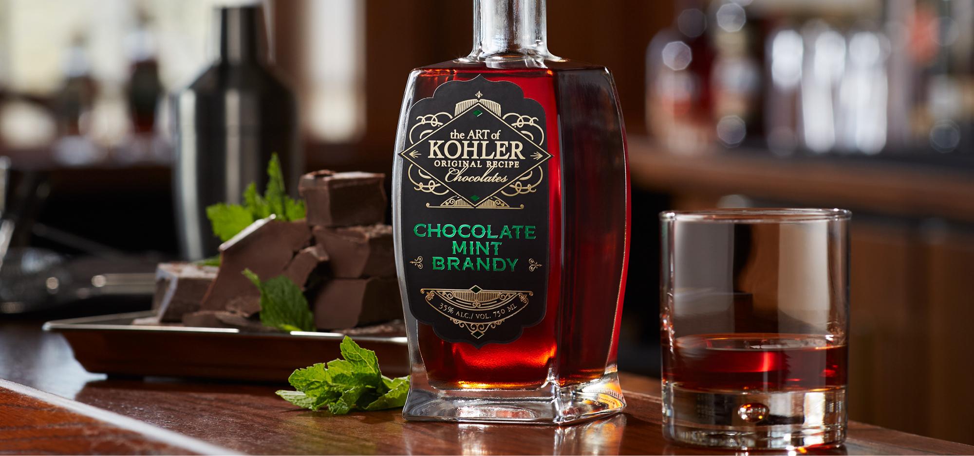 Kohler Original Recipe Mint Brandy