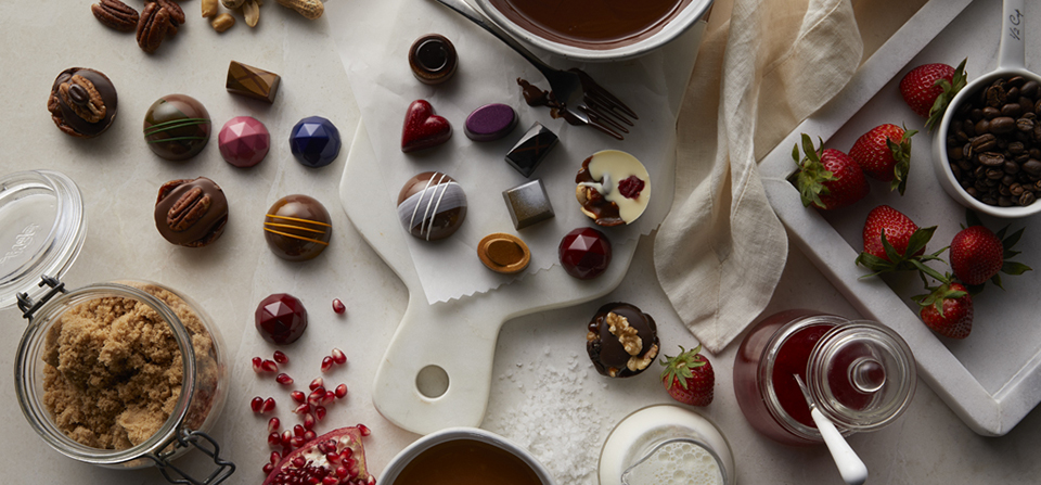 Variety of KOHLER Chocolates
