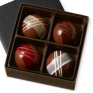 VARIETY GARDEN GANACHE Four Pieces in a gift box
