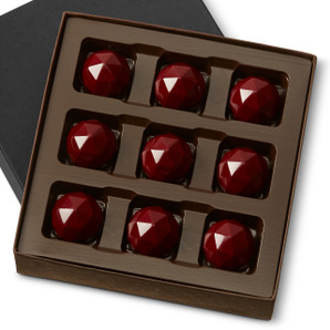 POMEGRANATE RARE FACET Nine Pieces in a gift box