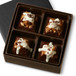 DARK MOUNTAIN TOFFEE Four Pieces in a gift box