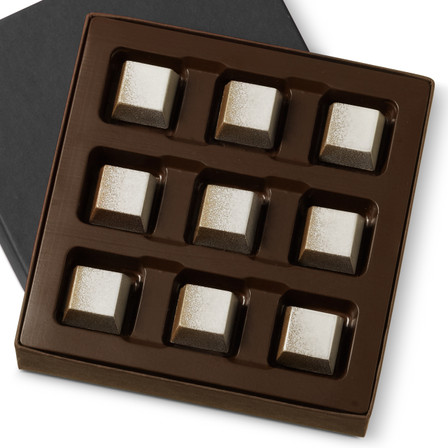 PLATINUM Nine Pieces in a gift box