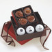 FORE! Gift Set – Four Terrapins and Three Collectible Golf Balls