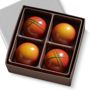 PUMPKIN SPICE Four Pieces in gift box