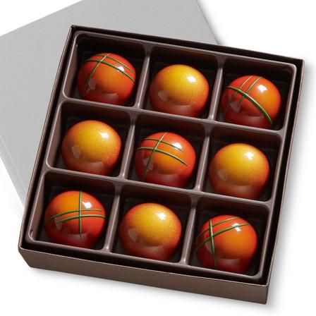 PUMPKIN SPICE Nine Pieces in gift box