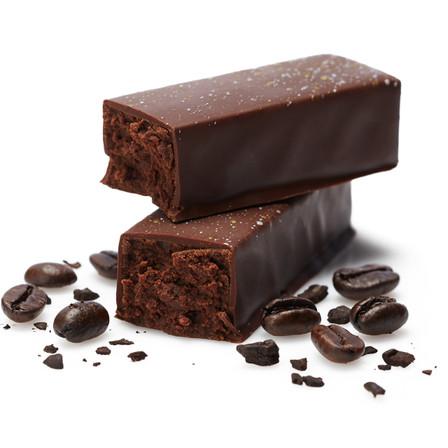 DARK CHOCOLATE MOCHA BARS