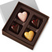THE LOVE COLLECTION Four Pieces in a gift box