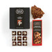 Dad's Toffee Treats includes: DARK MOUNTAIN TOFFEE Nine Pieces and TERRAPIN TOFFEE BARK Four Ounces.
