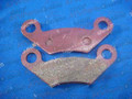 26BRAKE PADS - ATV 300( REAR LEFT)