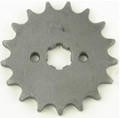 Front Sprocket for Chinese 50cc- 125cc Engines 17T 428 (17Teeth)