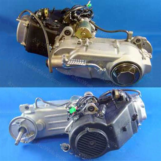 (09) 150cc ATV Engine GY6