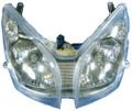 (09) Magnum 150RL-2 Head Lights Scooter Moped Light