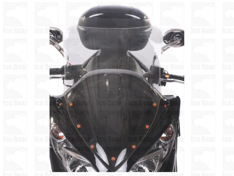 CYCLONE (PST150C) - Trike Scooter (Icebear) Windshield