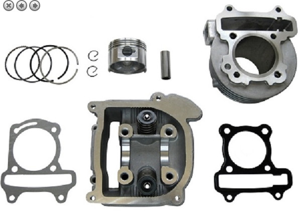 Big Bore Kit, Scooter 80cc with 64mm Head Asy GY6 upgrade