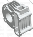 Ice Bear MOJO (PST50-8) Engine Parts 50cc Trike (Cylinder Head 39mm)