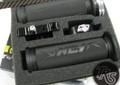 "NCY Throttle & Grip Set (Black, Bearing Style, 7/8"") for Honda Ruckus"