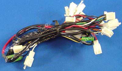 Pocket Bike Wiring Harness   Repair Manual on