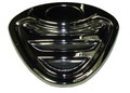 FRONT MIDDLE CHROME COVER Gator 50cc Body