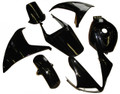 x7 Full Body Kit Fairings Pocket bike Body 49cc 2 stroke