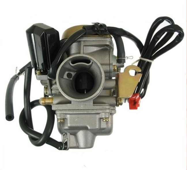 Carburetor #07 for Chinese GY6-150cc Engines PD24J