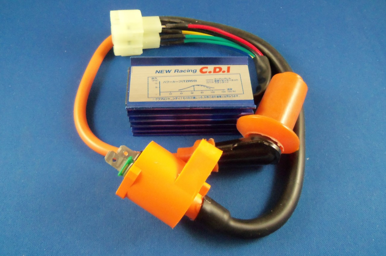 Scooter High Performance Ignition Coil GY6 50 150cc Chinese