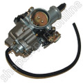 Carburetor for 250cc Chinese ATVs Dirt Bikes PZ30 cable choke