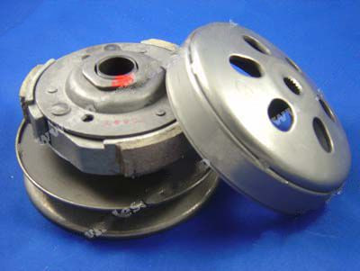 #09 - Clutch Assembly for Chinese GY6 150cc ATV, Scooter GO Kart Engines
