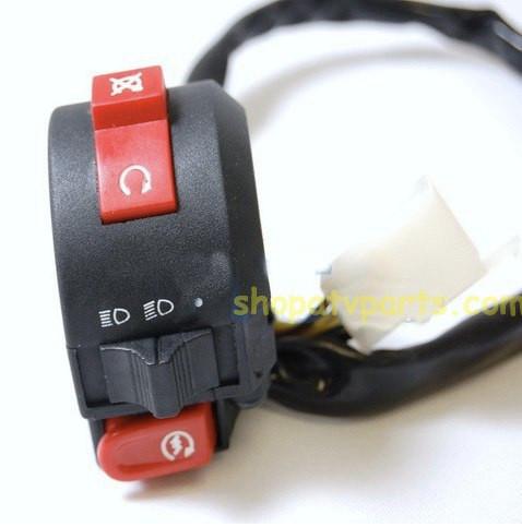 110cc Atv Wiring Switch - Wiring Diagrams List on