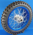 Wheel #47 for Chinese 50cc - 110cc Dirt Bikes - 90X100-14 (Tire and wheel Combo)