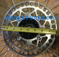 Front Brake Rotor #007 DIRT BIKE APOLLO XTREME