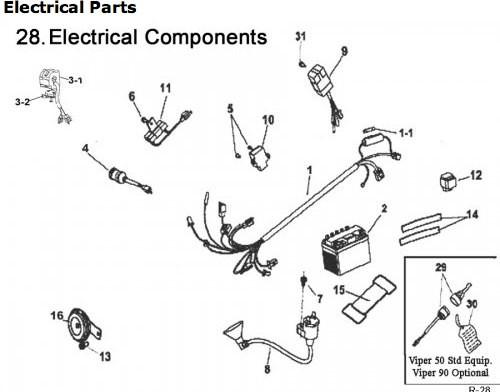 eton 50cc atv kill switch wiring diagram wiring diagram Redcat ATV Parts Diagram eton 50cc atv kill switch wiring diagram online wiring diagrame ton 90 electrical rxl90 viper 90