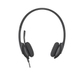Logitech USB HEADSET H340 Plug-and-Play USB headset
